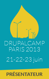Chipway a participé au Drupalcamp Paris 2013
